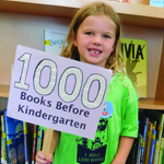 girl who read 1000 books