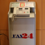 Photo of Fax 24 machine