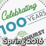 celebrating 100 years spring 2016 fine print newsletter