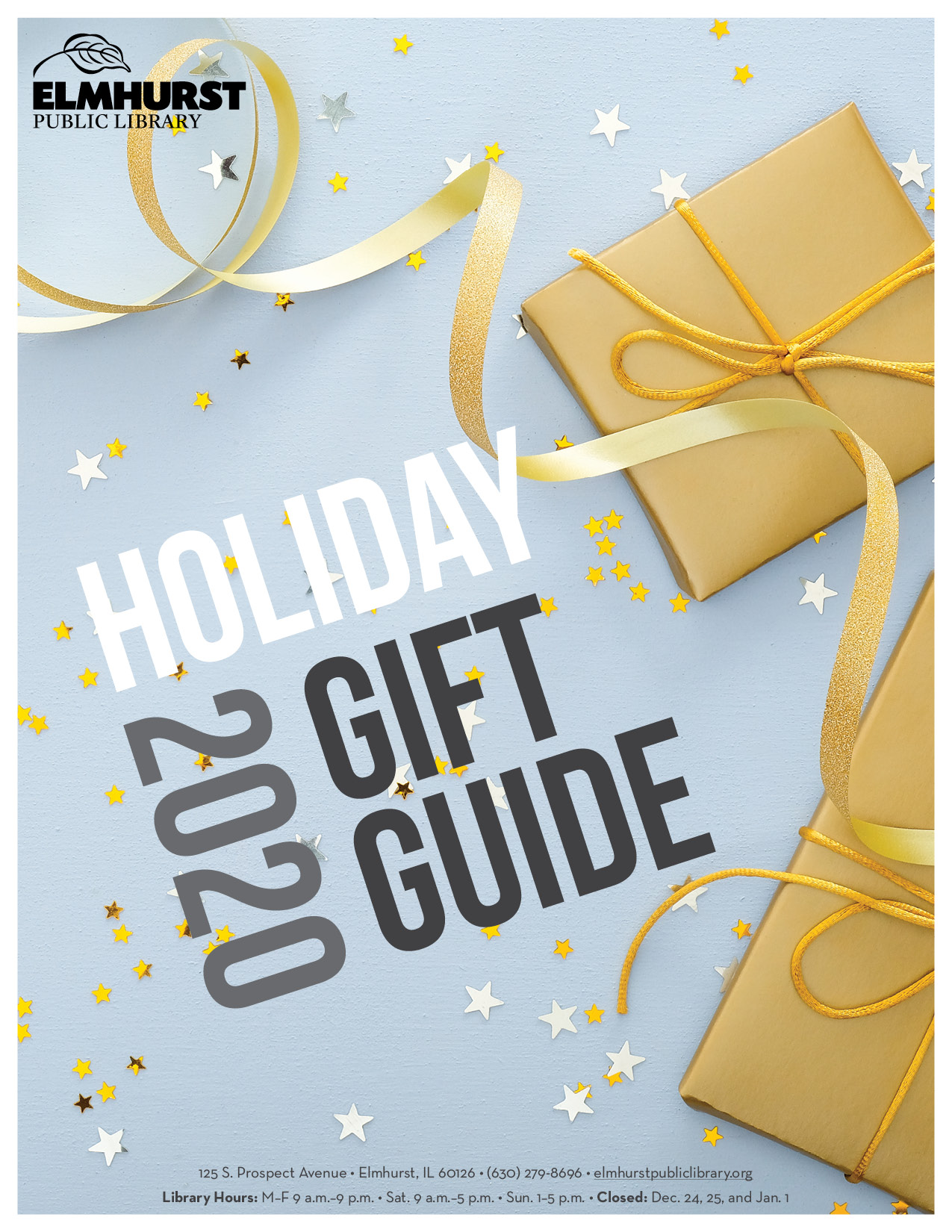 Gift Guide 2020 cover