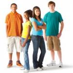 Group of Teens