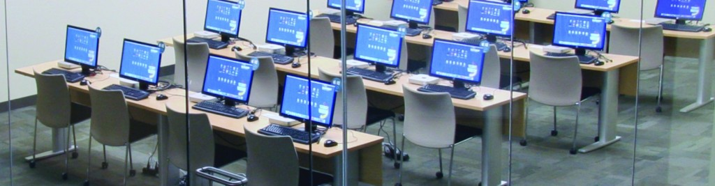 Silent Computer lab