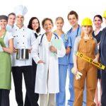 Men & Women in Technical & Vocational Careers