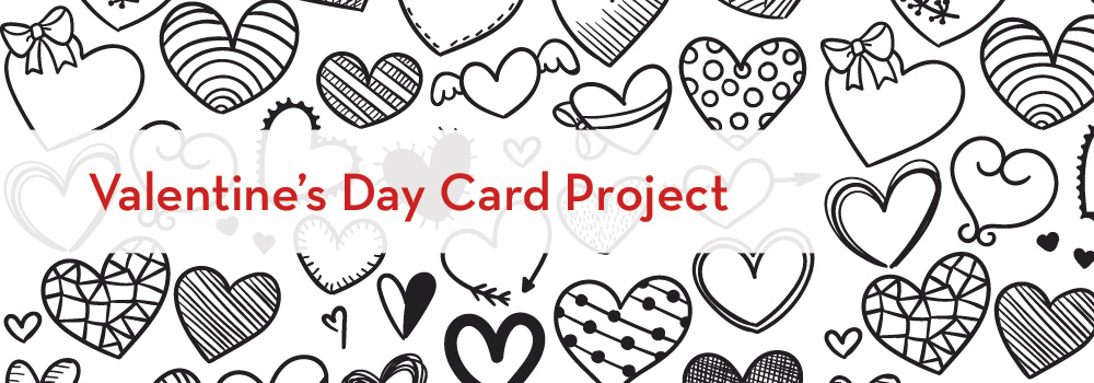 Valentine's Day Card Project