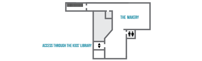 library layout makery