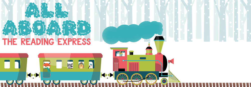 All Aboard the reading express winter reading program
