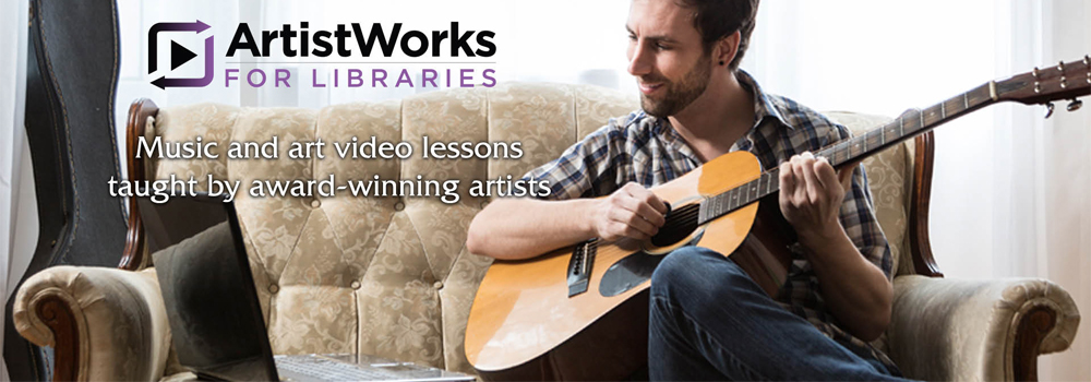 artistworks for libraries music and art video lessons from award winning artists