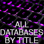 all databases by title
