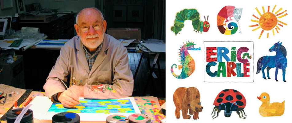 Eric Carle Elmhurst Collection | Elmhurst Public Library