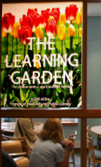 The Learning Garden in the Kids' Library