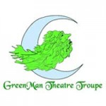 Green Man Theatre Troupe Logo
