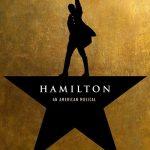 Hamilton - An American Musical logo