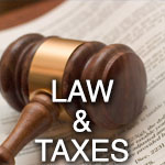 Law and Taxes