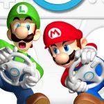 Mario Kart characters
