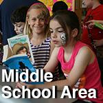 middle school area tile