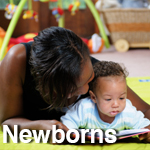 Programs for Newborns to 11 months