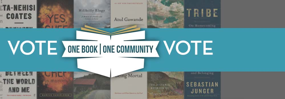 ONe book one community vote vote