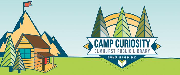 Summer Reading 2017 elmhurst Public Library Camp Curiosity