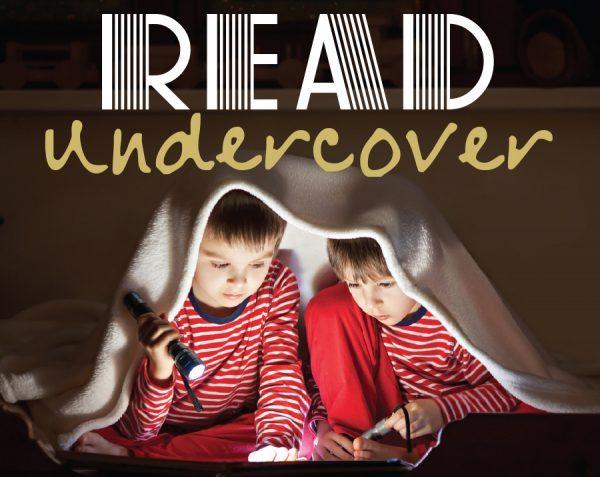 Read Undercover Winter Reading Program 2018
