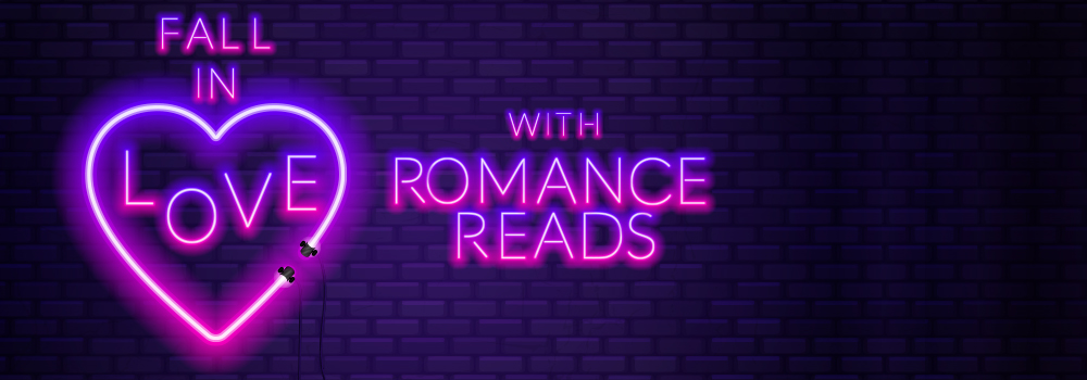 Fall in love with romance reads