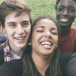 Photo of 3 teenagers