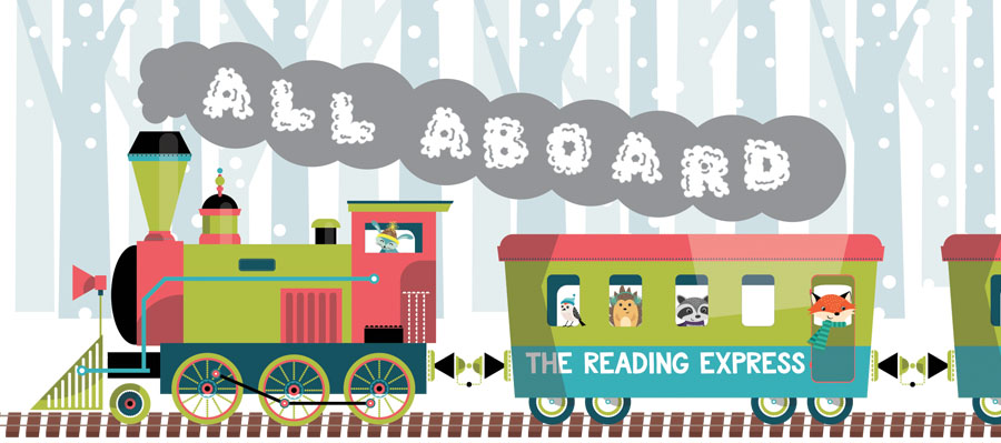 All Aboard the Reading Express